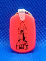 NASA Space Shuttle Launch Contractor Key Ring #2